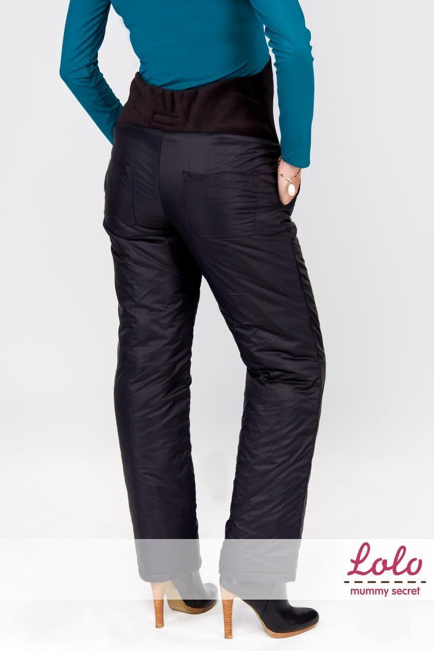 Дутые штаны для беременных