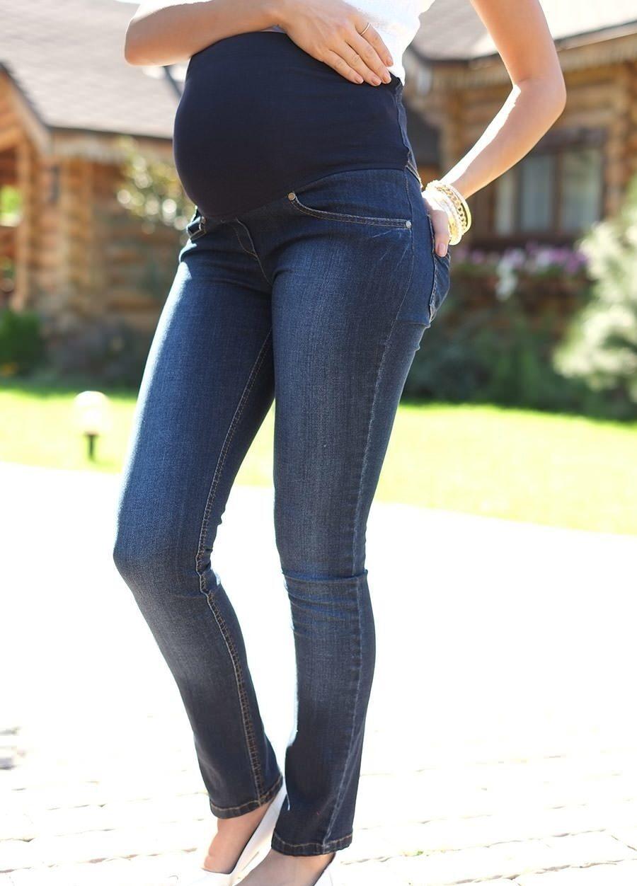 Фото джинсов для беременных 44