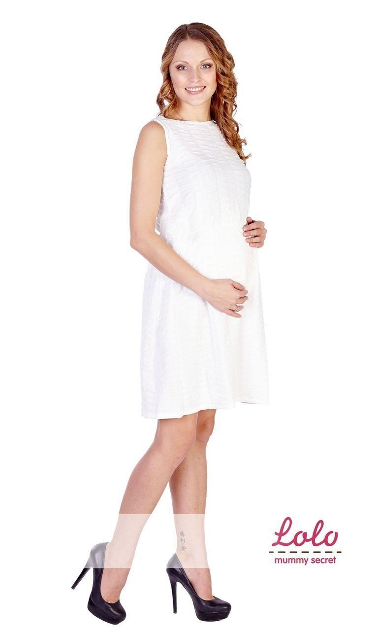 dcd53caa69f6 Платье для беременных белое короткие свадебные платья для беременных ...